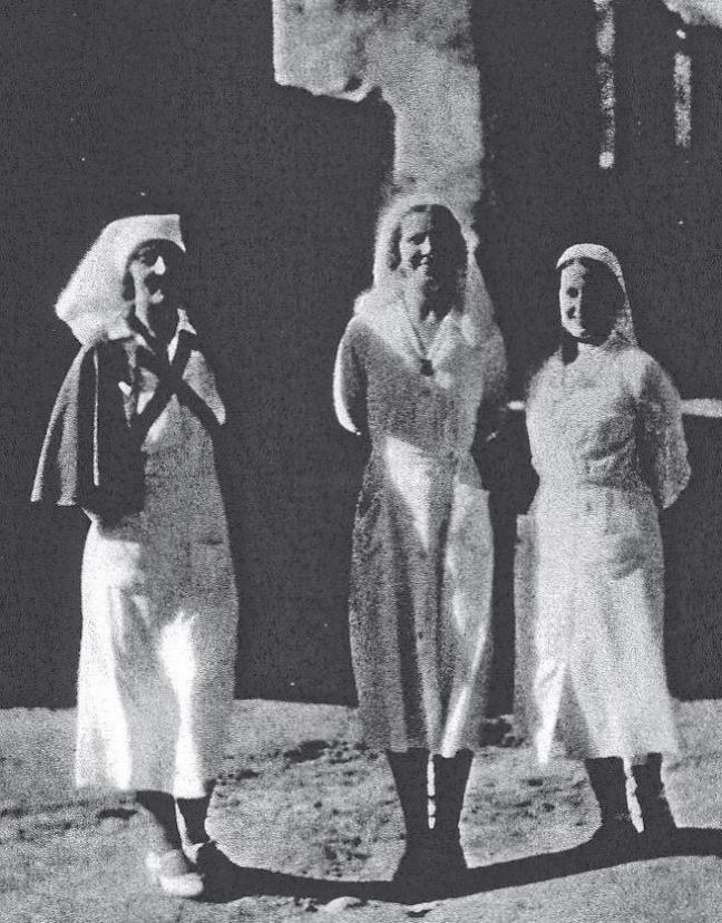 SMAC nurses - Spain 1937