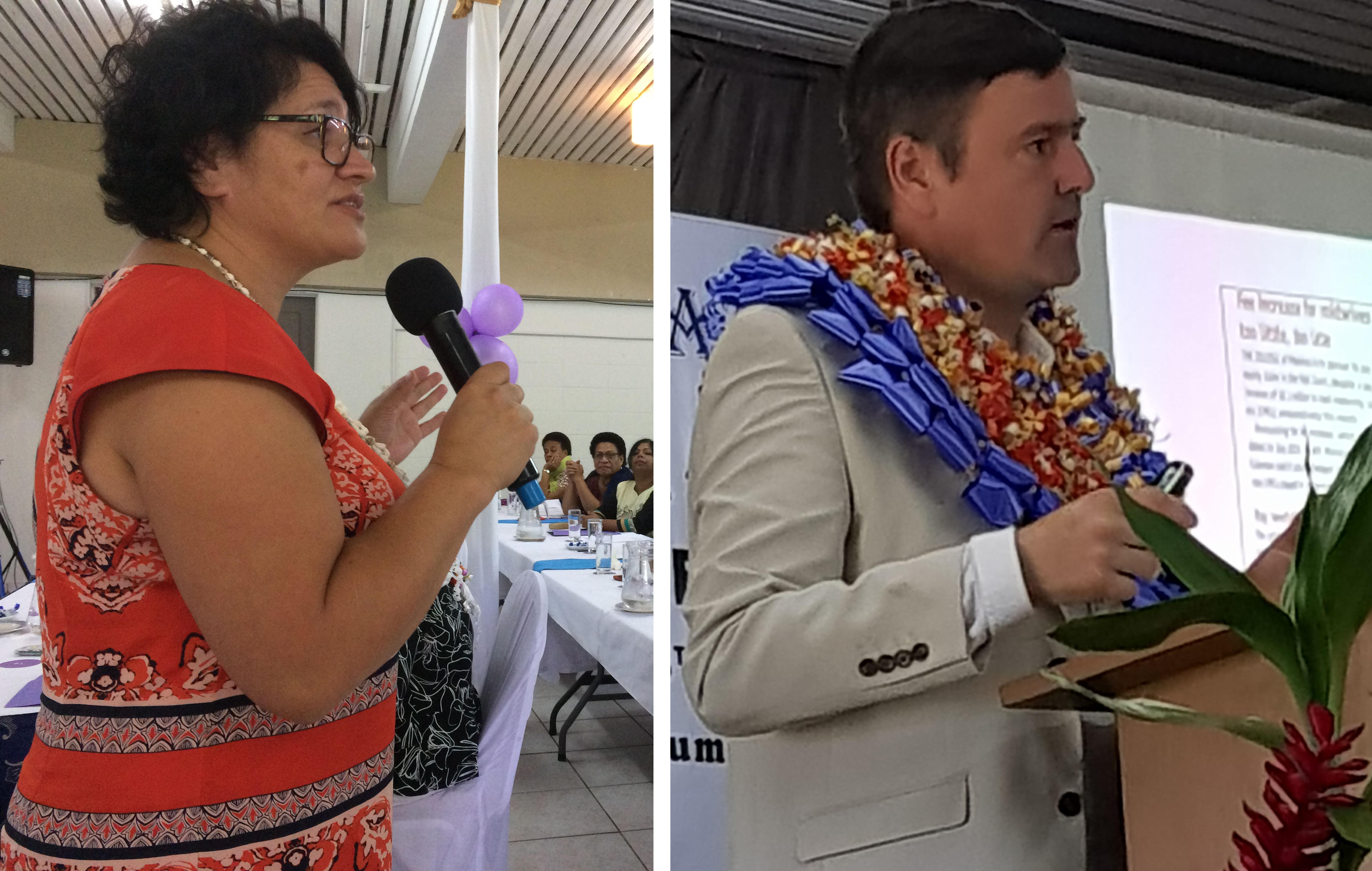 Fiji – Grant & Kerri